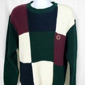 Tommy Hilfiger Colorblock Knit Sweater